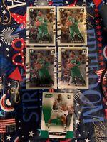 Al Horford Celtics 5 Card Lot NBA Optic Threads