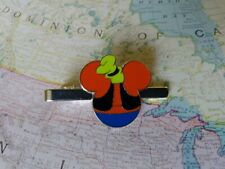 T88 Disney Mickey Mouse Icon Mystery Series Goofy Tie Clip Clasp Bar Great Gift