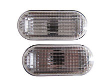 2 Seitenblinker Blinker weiß für Ford Fusion, Bj. 08.02-