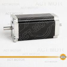 ACT Motor GmbH 1PC Nema23 Stepper Motor 23HS2430B 3.0A 112mm 280N.cm dual shaft