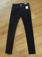 rag & bone/JEAN The Skinny Stretch Jeans In Coal Wash 25 NWT