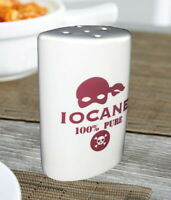 The Princess Bride Iocane Real Salt or Pepper Shaker Ceramic Prop