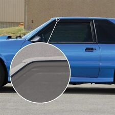 New 1987-1993 Mustang Roof Rail Molding Kit  Fox Body 5.0 GT LX Ford