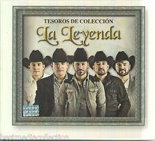 3 CD's - La Leyenda CD Tesoros De Coleccion 30 Tracks BRAND NEW