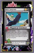 🌈Black Jump Kick - #11 - Dragon Ball Card - CCG TCG English