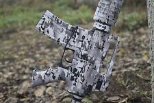 ESCamo Rifle Militarycamo Skin. 11 patterns Camouflage for Gun AirSoft & any Gun