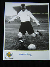 TOM FINNEY (Preston) Signed photo_Westminster Collection_Genuine autograph