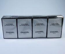"""Chanel N° 5 Eau Premiere  """"La Prima Volta"""" 12 x 2 ml = 24ml EDP Eau de Parfum"""