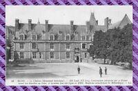 CPA 41 - BLOIS le chateau