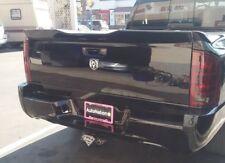 02 03 04 05 06 07 08 Dodge Ram Mopar Fiberglass wing spoiler