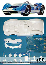 TAMIYA 1/24 SLOT CAR REPLACEMENT BODY McLAREN M1 ELVA 25122