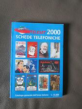 CATALOGO SCHEDE TELEFONICHE  TELESET2000  NUOVO