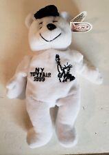 MICKEY MANTLE 1999 NY TOYFAIR PROMO BEAR