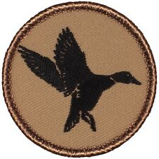 Awesome Boy Scout Patch - Duck Silhouette Patrol (#633)