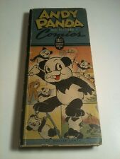 1943 Andy Panda Tall Comic Book File Copy With Blank Pages Big Little Book