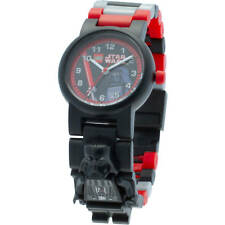 LEGO Boy's Star Wars 8020417 Black Plastic Quartz Watch