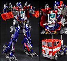 M01 COMMANDER Optimus Prime OP Transformers Action Figure Christmas Gift Kids