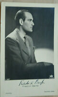 38284 Photo Ross Édition Autographe Ak Film Acteur Friedrich Benfer 1940