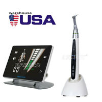 Wireless Dental 16:1 Endo Motor LED Mini Treatment YDK-EM-Ⅱ+Apex Locator RPEX 6