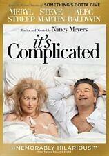 It's Complicated 0025192033292 With Meryl Streep DVD Region 1
