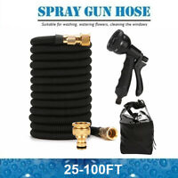 With Spray Gun Car Watering Hose Pipe Garden Supplies Irrigation Water Hose