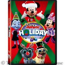 Disney Junior Holiday Mickey & Friends Vampirina Puppy Dog Pals Christmas DVD