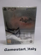 BATMAN ARKHAM CITY LIMITED STEELBOOK EDITION (PS3) NUOVO NEW VERSIONE ITALIANA