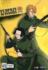 Pumpkin Scissors - Season 1 Part 2 (  2 DVD's, 2008 In Set )