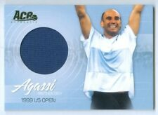 "ANDRE AGASSI ""AGASSI ANTHOLOGY JERSEY CARD AG-5"" ACE GRAND SLAM 2006"