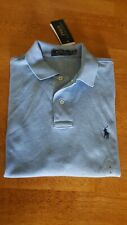 Polo Ralph Lauren Jamaica color Baby Blue, Size SMALL Regular fit NEW