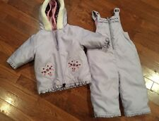 Gymboree Rare Vintage HTF FOLK SONG Snow Suit Set 6-12 Months