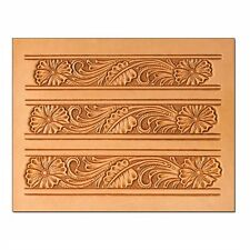 """Floral Belt Craftaid #2 (1-1/2"""", 1-3/4"""" & 2"""") Tandy Leather 76623-00"""