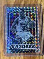 2019-20 SCOTTIE PIPPEN PRIZM MOSAIC SILVER WAVE OLD SCHOOL BULLS 🔥🔥