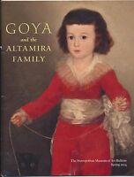 THE METROPOLITAN MUSEUM OF ART BULLETIN Spring 2014 Goya and the Altamira Family