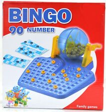 2 Player & 90 Number Bingo Family Game with 48 Cards Traditional Bingo Game