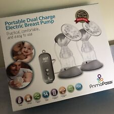 Primo Passi – Portable Dual Charge Electric Breast Pump