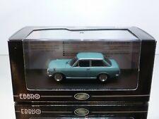 EBBRO 845 DATSUN SUNNY 1000 - 1966 - LIGHT BLUE 1:43 - VERY GOOD IN BOX
