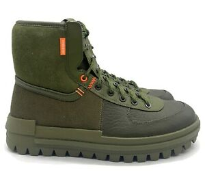 Nike XARR (Men's Size 11.5) Waterproof Hiking Casual Boot Green NEW FREE  SHIP