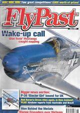 FlyPast Magazine 311 Blue Nose Mustangs Red Baron Marine Crusader Vietnam P-38