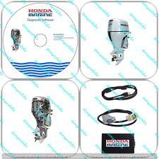 Diagnostic Kit  for Honda Boat Marine Outboard