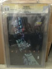 Wytches #1 Variant CGC 9.8 SS 2x By Scott Snyder and Sean Murphy Midtown Comics