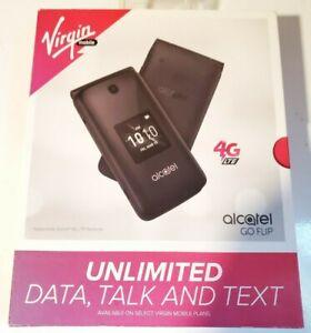 Alcatel GO FLIP 4G LTE Virgin Mobile flip phone