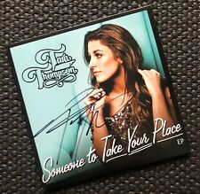 TARA THOMPSON Someone to Take Your Place SIGNED /  Autographed EP Ltd Ed CD