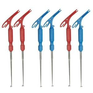 Fishing Quick Knot Tool Universal Nail Knot Tying Tools Pen Shape Hook Remover