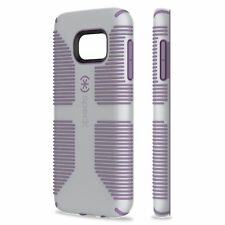 Speck Candyshell Grip Case for Samsung Galaxy S7 - Dolphin Grey/Lilac Purple