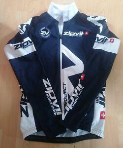 Zipvit Sport Cycling Top Long Sleeve Size Medium
