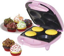 Nostalgia Electrics - Mini-Cupcake Maker - Pink
