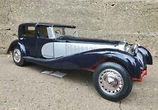 Franklin mint 1931 Bugatti Royale Coupe DeVille 1:16 Scale Diecast Model Car
