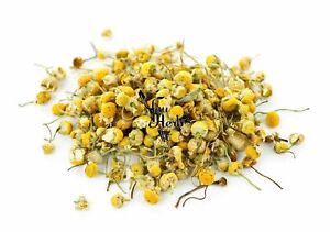 Greek Chamomile Camomile Loose Dried Flowers 300g-2kg - Matricaria Recutita