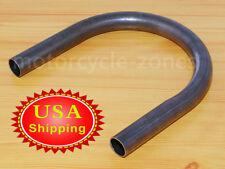 """1"""" Cafe Racer Frame Hoop Seat Loop End Brat For Large CC Honda CB 500 550 210MM"""